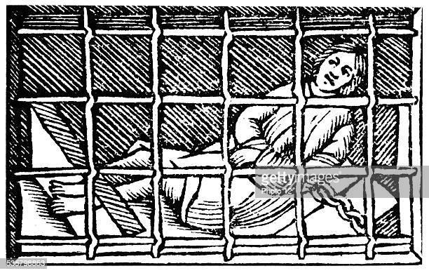 A prison of Louis XI