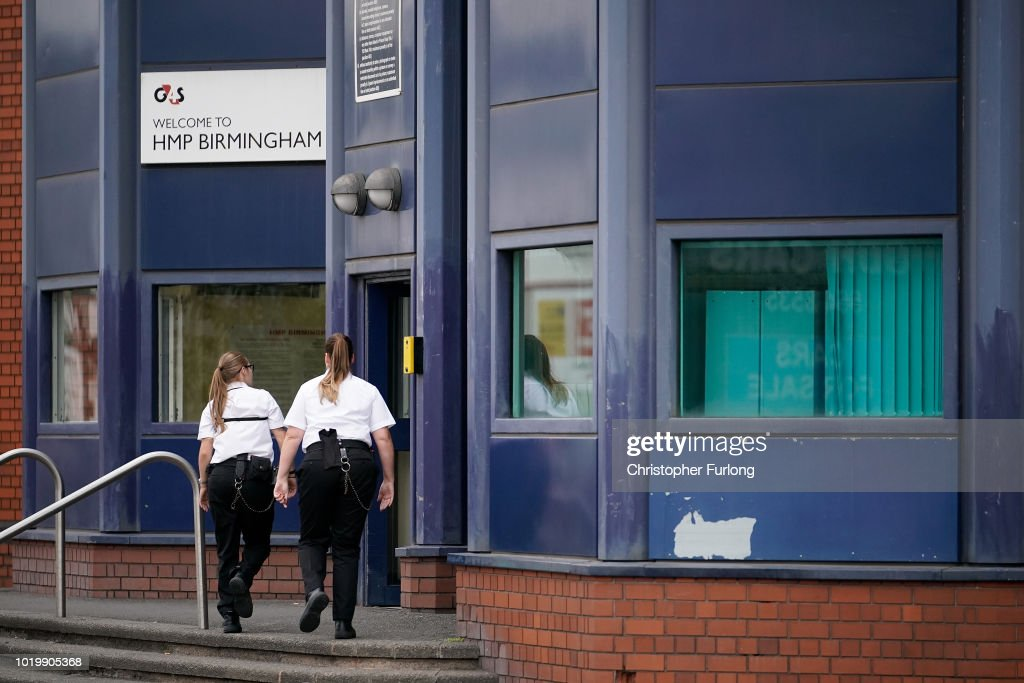 Government To Take Control Of Troubled Birmingham Prison