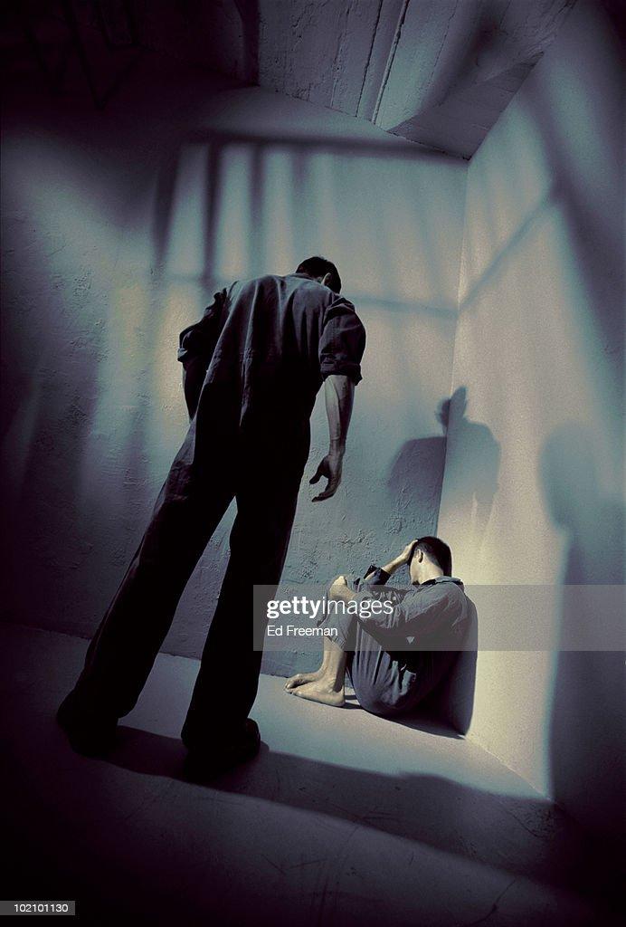 Prison Rape : Stock Photo