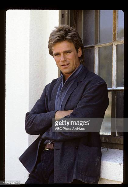 MACGYVER A Prisoner of Conscience Airdate April 30 1986 ANDERSON