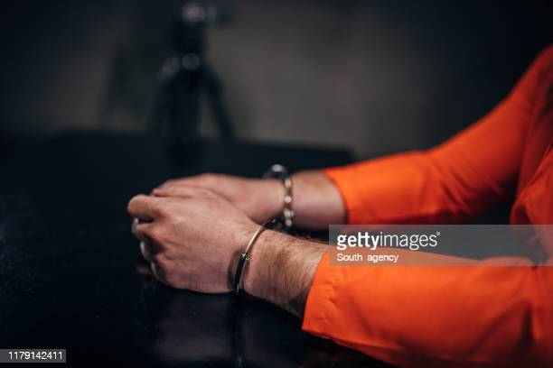 prisoner - sentencing stock pictures, royalty-free photos & images