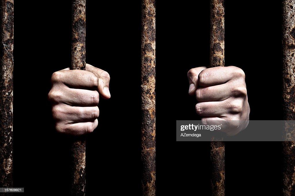 Prisoner : Stock Photo
