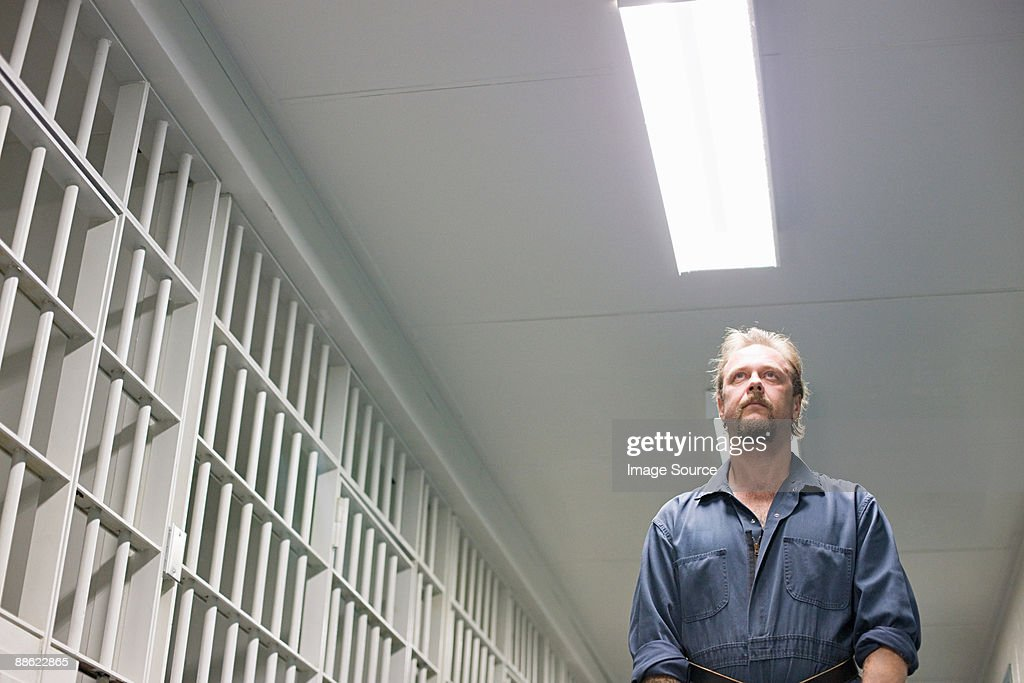 Prisoner : Stock Photo