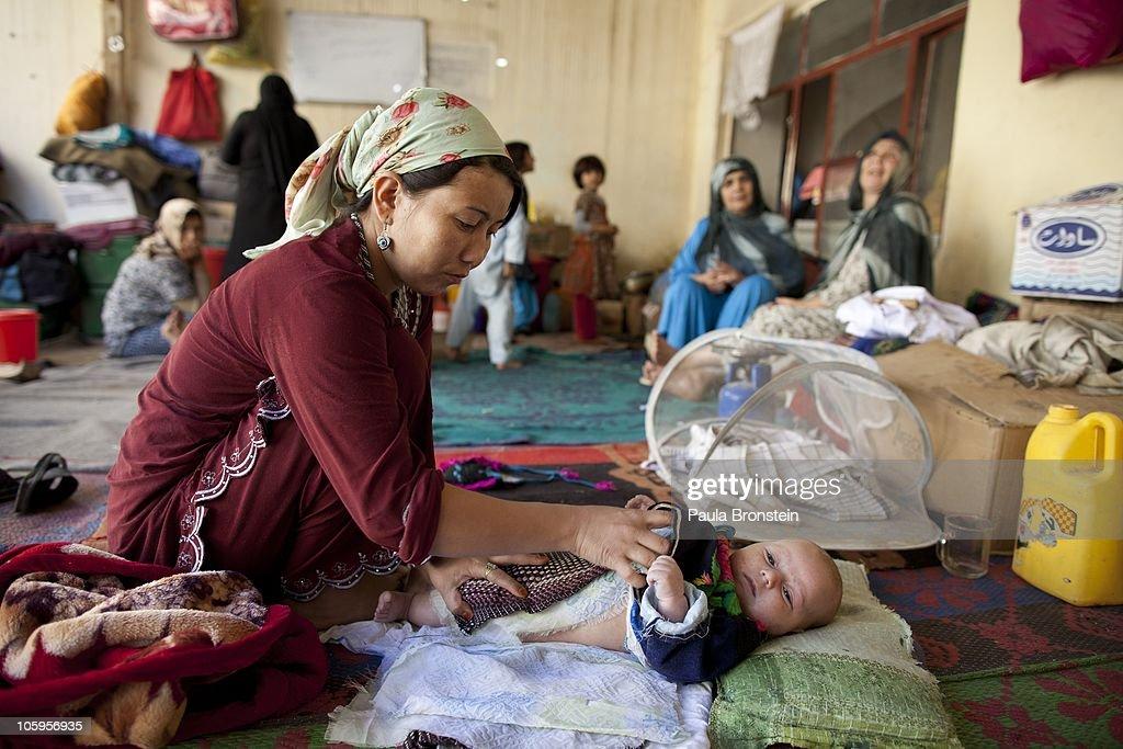 Afghan Women's Prison in Mazar-E-Sharif : News Photo