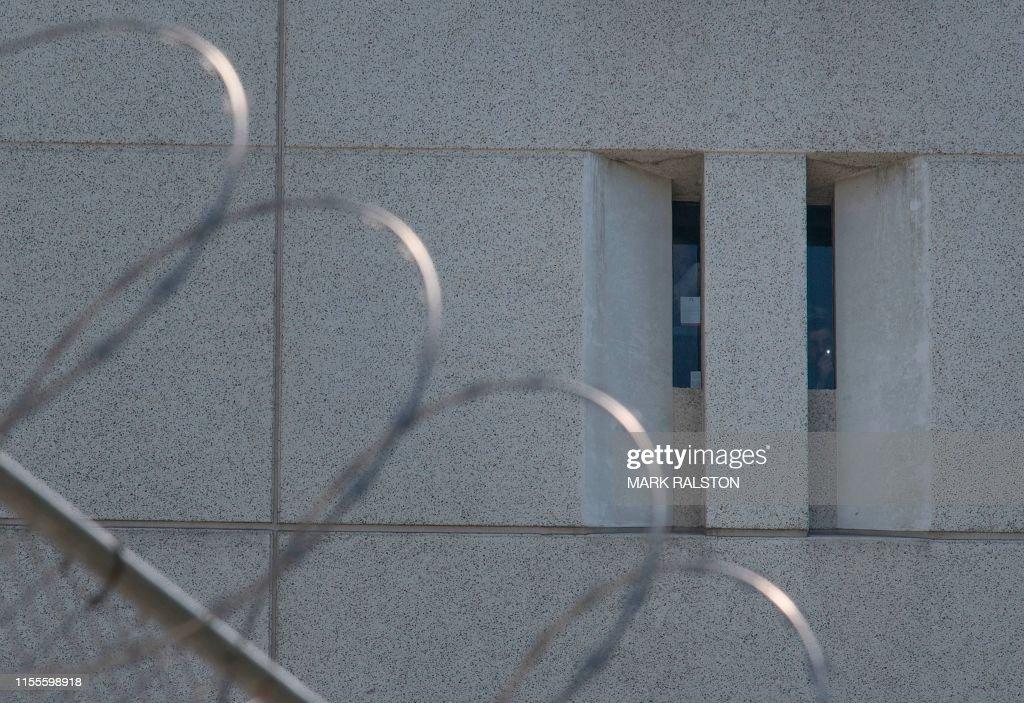 US-politics-government-migrants : News Photo