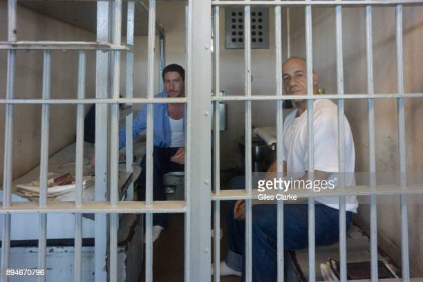 PRISON LOUISIANA OCTOBER Prisoners inside the punishment wing inside Angola The Louisiana State Penitentiary also known as Angola and nicknamed the...