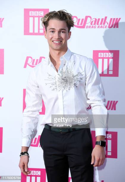 Pritchard attends the Ru Paul's Drag Race UK Launch on September 17 2019 in London England