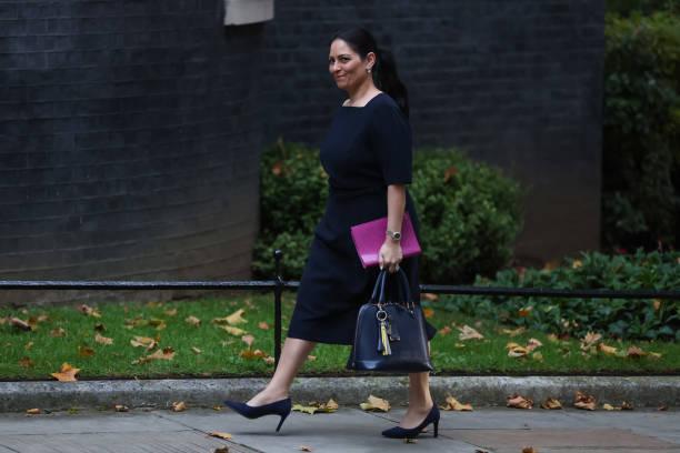 GBR: Cabinet Meeting on U.K. Budget Day