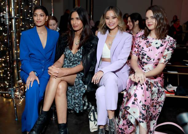 NY: Veronica Beard - Front Row - February 2020 - New York Fashion Week: The Shows