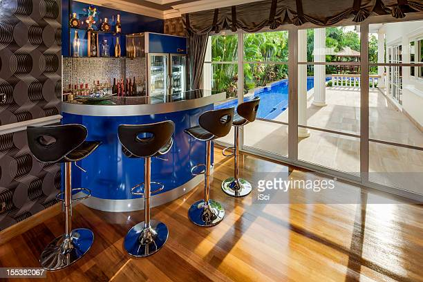 Private bar lounge