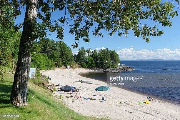 プライベートビーチ - buzbuzzer ストックフォトと画像