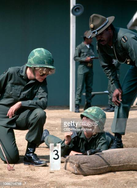 Private Benjamin a CBS television sitcom based on the movie of the same name about life in the Army From left is Eileen Brennan Lorna Patterson Hal...