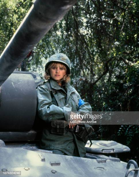 Private Benjamin a CBS television sitcom based on the movie of the same name about life in the Army Premiere episode broadcast April 6 1981 Lorna...