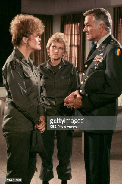 Private Benjamin a CBS television sitcom based on the movie of the same name about life in the Army Premiere episode broadcast April 6 1981 From left...