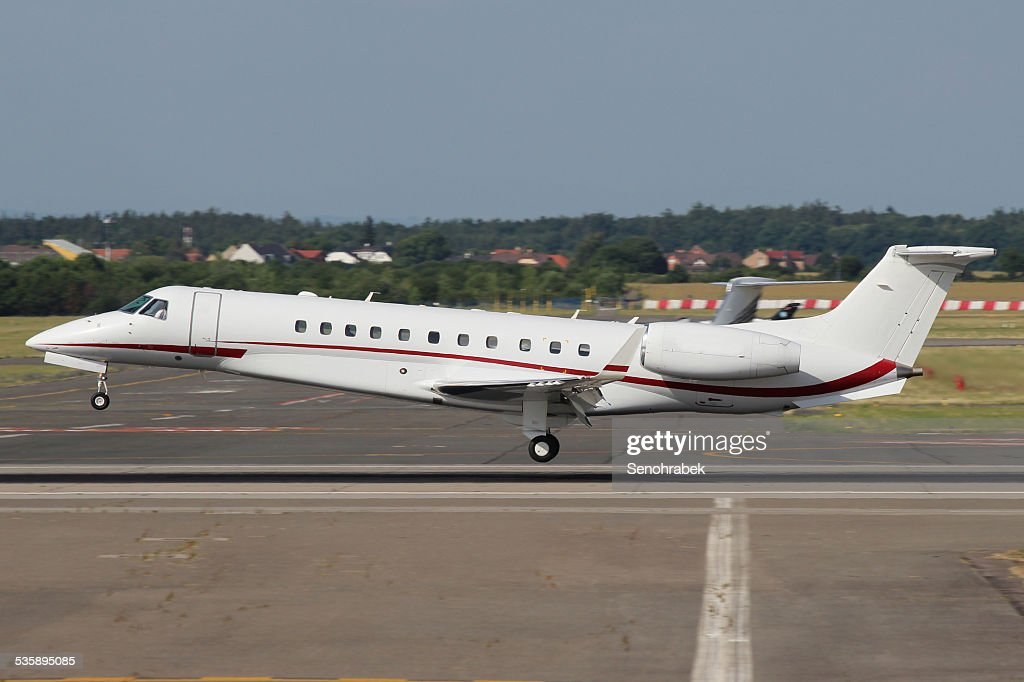 Private bizjet : Stock-Foto