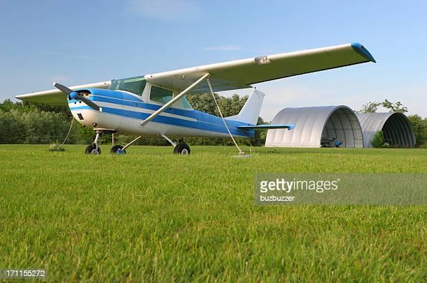 Cessna avión privado