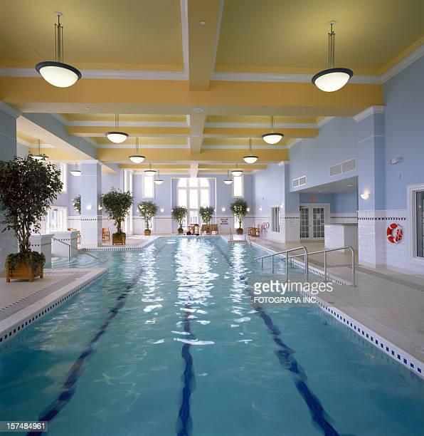 Communauté privée de la piscine