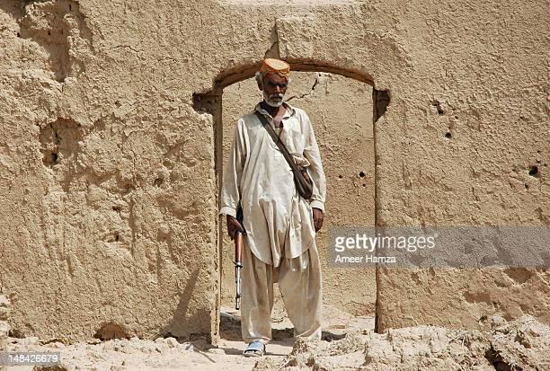 Private gun man, Mahram
