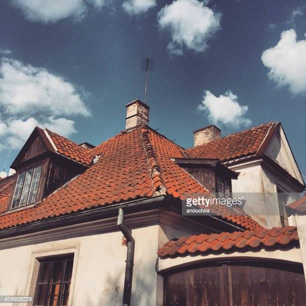 専用のハウスにワルシャワ,ポーランド - マゾフシェ県 ストックフォトと画像