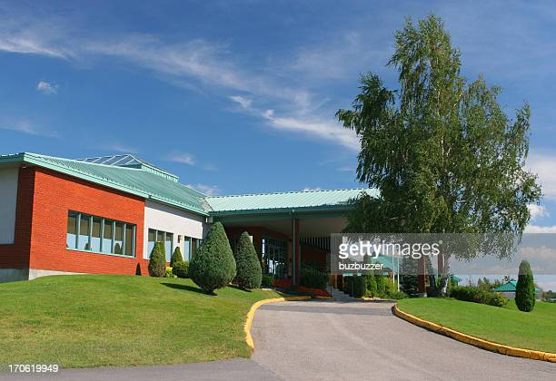 private institution - community centre stock pictures, royalty-free photos & images