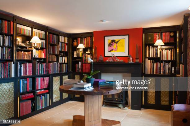 private library - library stock pictures, royalty-free photos & images
