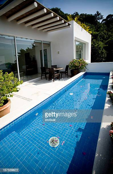 Private Pool in Acapulco Mexico