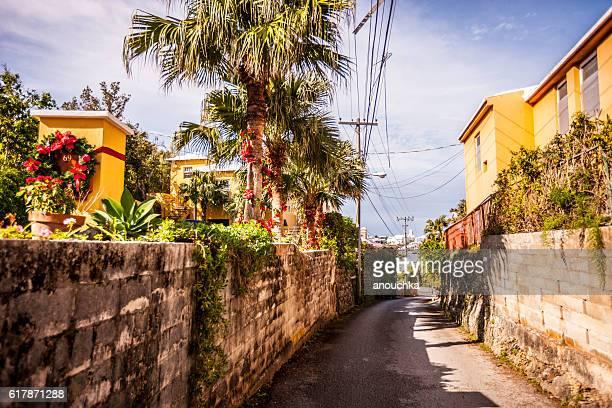 Private residences on Bermuda