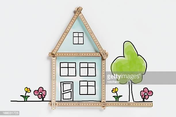 プライベートな住宅計画(XXXL )