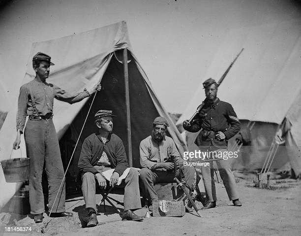 Private Steve In the Union army 80 percent of the men were in the infantry 14 percent in the cavalry and 6 percent in artillery In the Confederate...