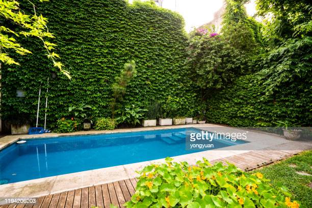 1 781 Private Swimming Pool Photos And Premium High Res Pictures Getty Images
