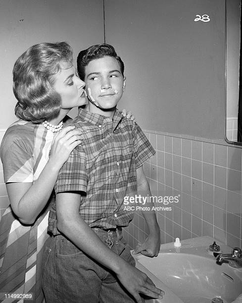 SHOW 'Private Tutor' and BehindtheScenes Coverage Airdate November 23 1961 DONNA