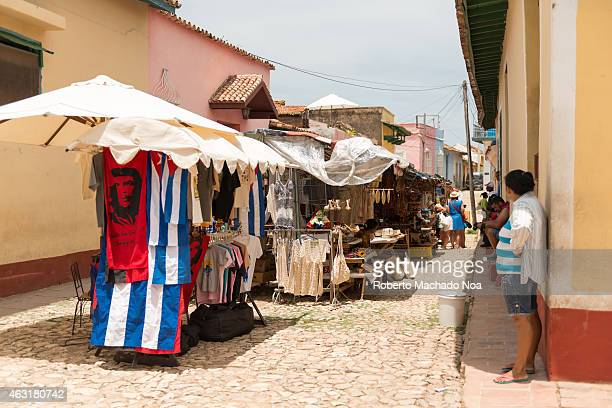 Privately owned Cuban souvenir stands which is one of the most lucrative business in the island After the reforms of the Raul Castro government many...