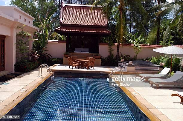 """Privatpool einer Suite, Hotel """"Central Karon Village"""", Karon Beach, Insel Phuket, Thailand, Süd-Ost-Asien, Pool, Reise, BB, DIG; P.-Nr.: 386/2005, ;"""