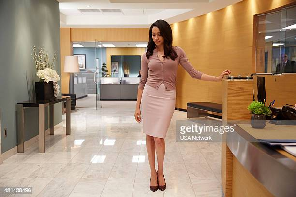 SUITS 'Priviledge' Episode 506 Pictured Meghan Markle as Rachel Zane