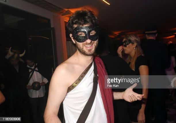 Prix du Style founder Antoine Bueno attends the Bal Masque de Monsieur D At Pavillon d'Armenonville on October 18 2019 in Paris France