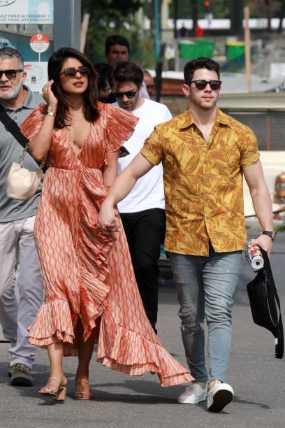 FRA: Celebrity Sightings In Paris - June 24, 2019