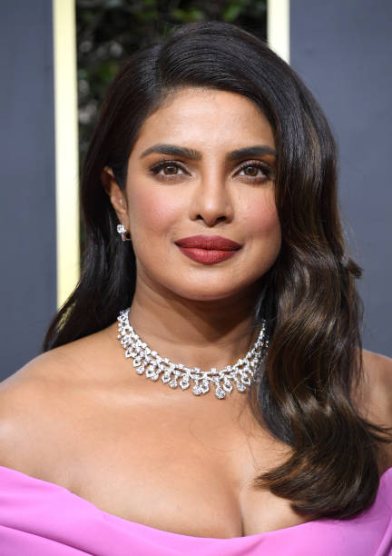 Priyanka Chopra arrives at the 77th Annual Golden Globe Awards attends the 77th Annual Golden Globe Awards at The Beverly Hilton Hotel on January 05,...