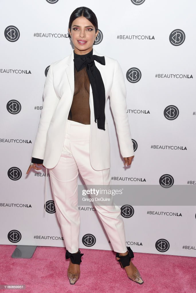 Beautycon Los Angeles 2019 Pink Carpet - Arrivals : News Photo