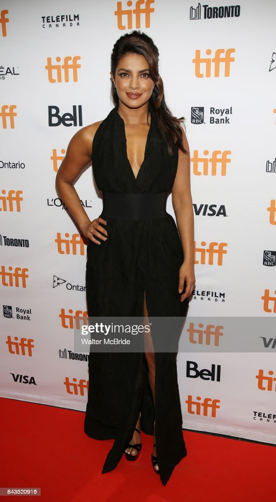 Priyanka Chopra attends the TIFF Soiree during the 2017 Toronto International Film Festival at TIFF Bell Lightbox on September 6, 2017 in Toronto, Canada.