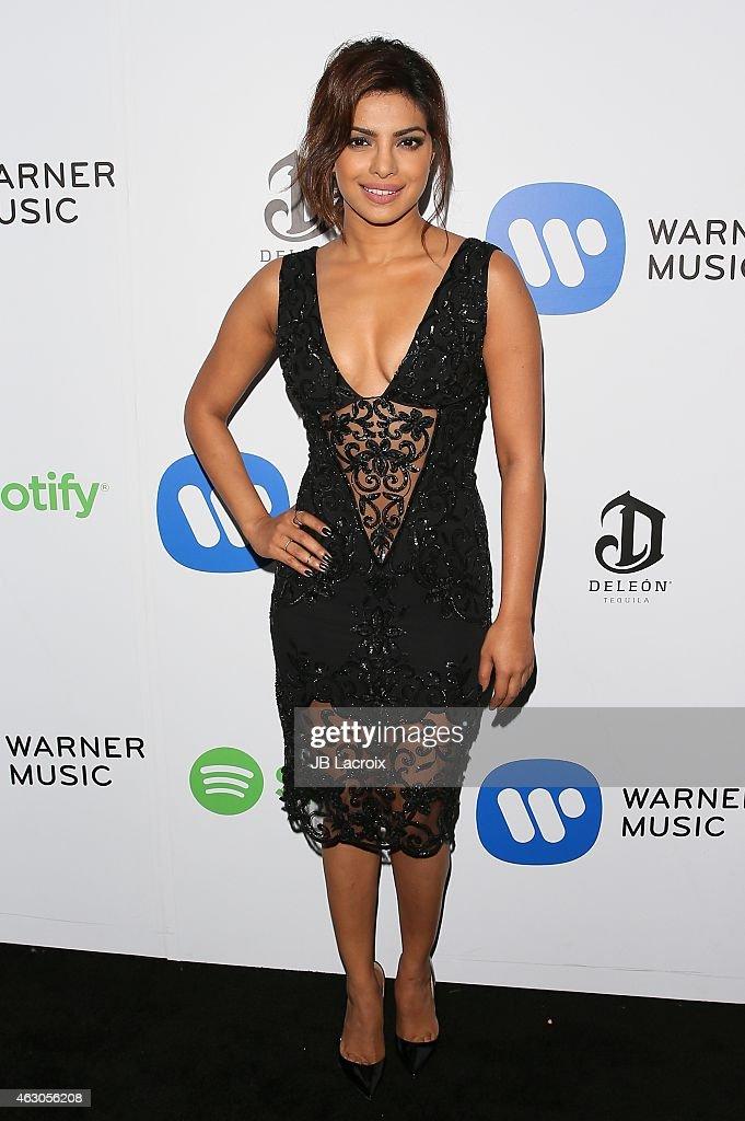 Warner Music Group Annual GRAMMY Celebration : News Photo