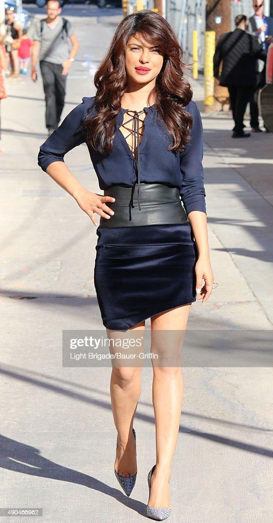 Celebrity Sightings In Los Angeles - September 28, 2015 : News Photo