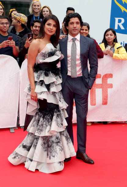 """CAN: 2019 Toronto International Film Festival - """"The Sky Is Pink"""" Premiere - Arrivals"""