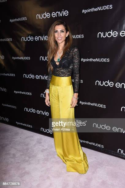 Priyanka Khanna attends Nude Envie Holiday/Launch Party Launching New Shades on December 2 2017 in Beverly Hills California