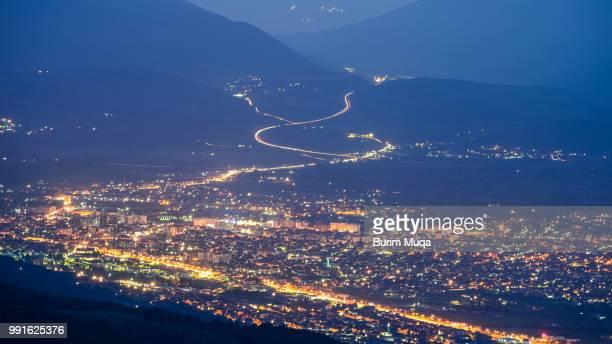 Prizren at night