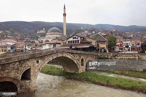 de prizren - kosovo photos et images de collection