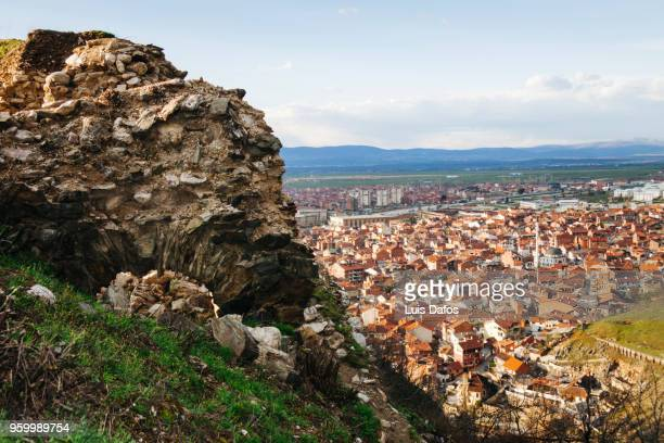 Prizren overview from fortress