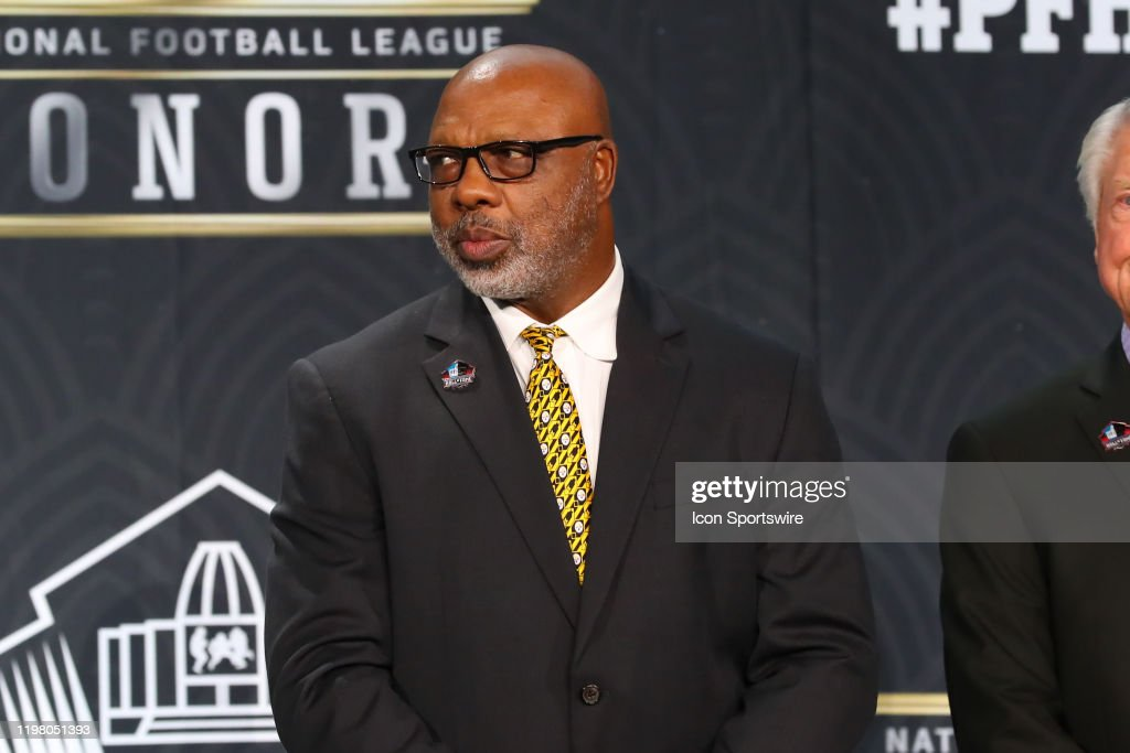 NFL: FEB 01 NFL Honors Hall of Fame : News Photo