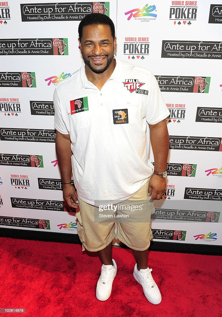 4th Annual Ante Up For Africa Celebrity-Charity Poker Tournament