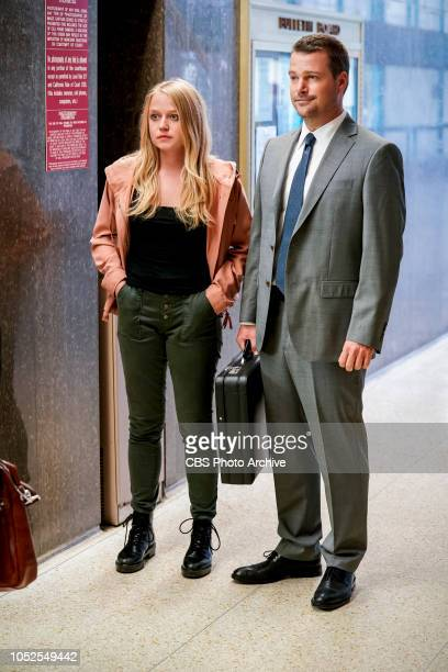 Pro Se Pictured Paulina Olszynski and Chris O'Donnell While assisting NCIS with an undercover operation informant Elizabeth Williams is arrested and...