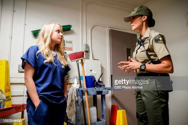 Pro Se Pictured Paulina Olszynski and Daniela Ruah While assisting NCIS with an undercover operation informant Elizabeth Williams is arrested and the...